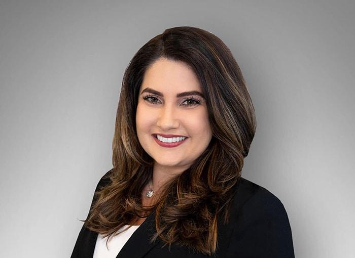 Mary Korkodian, a woman attorney