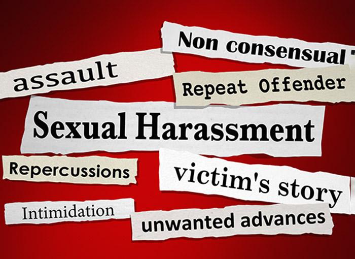 Sexual Harassment descriptions