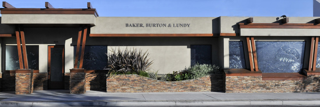 Baker Burton & Lundy, Hermosa Beach office